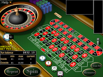 European Roulette for Mac at Casino Titan