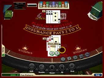 Perfect Pairs Blackjack game for Mac